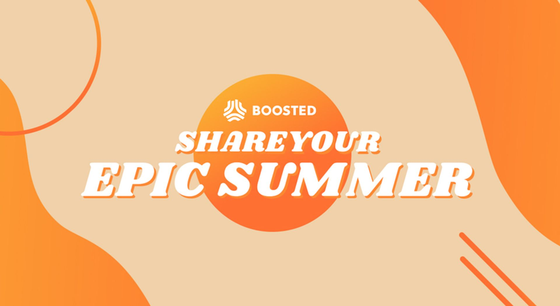 Share Your Epic Summer